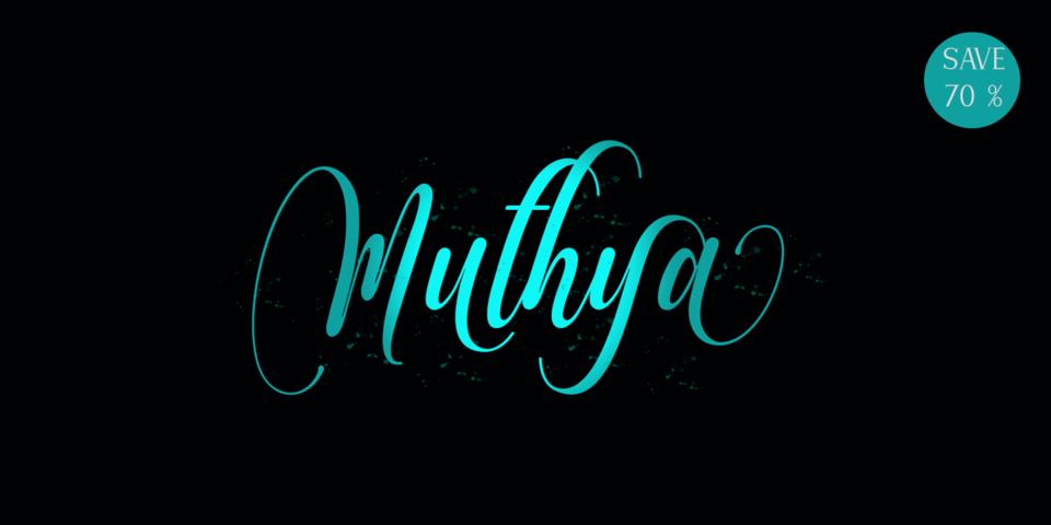 Special offer on Muthya