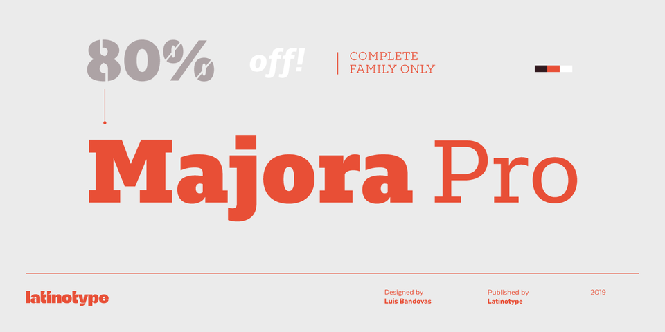 Special offer on Majora Pro