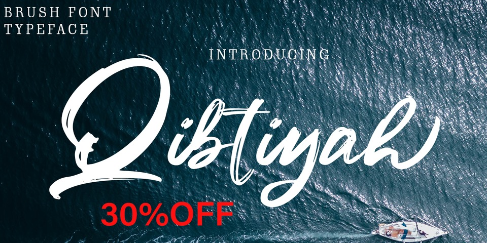 Special offer on Qibtiyah