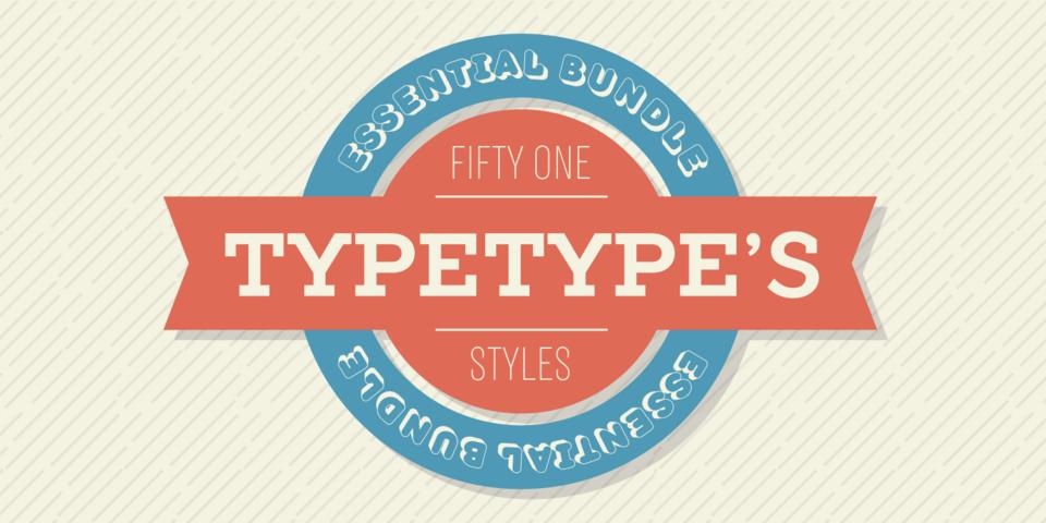 TypeType Essentials by TypeType