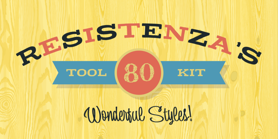 Resistenza Tool Kit by Resistenza
