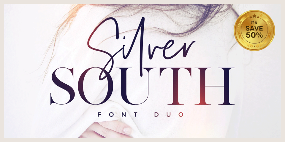 Special offer on Silver South