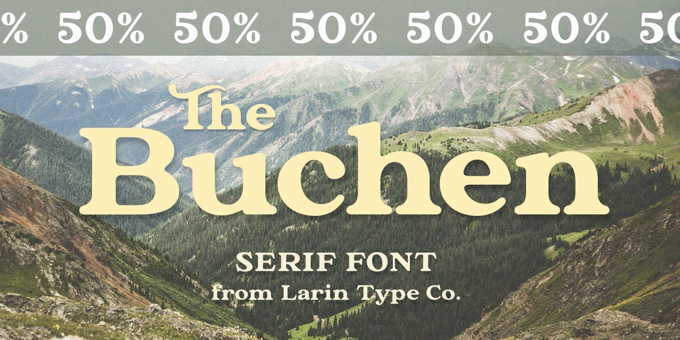 Special offer on The Buchen