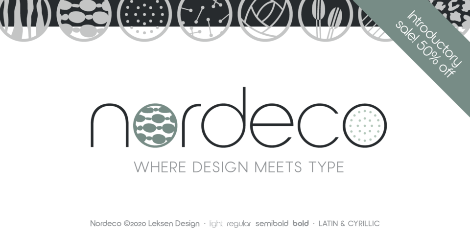 Special offer on Nordeco