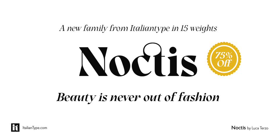 Special offer on Noctis
