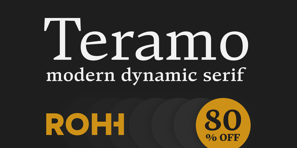 Special offer on Teramo