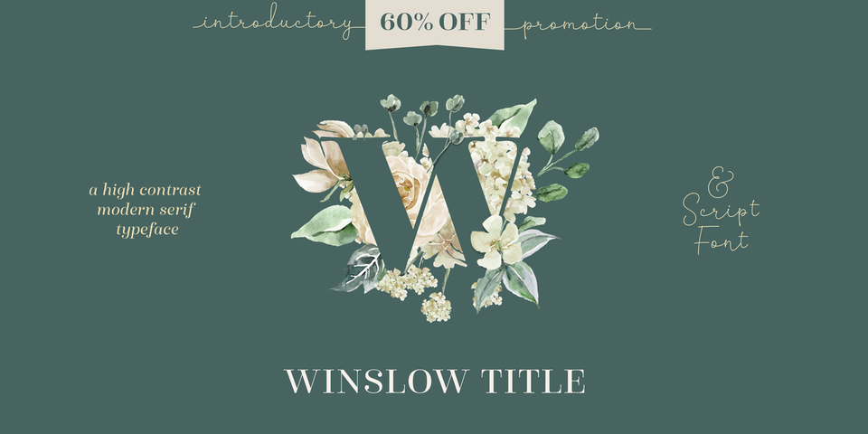 Special offer on Winslow Title