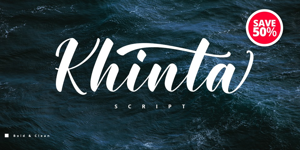 Special offer on Khinta