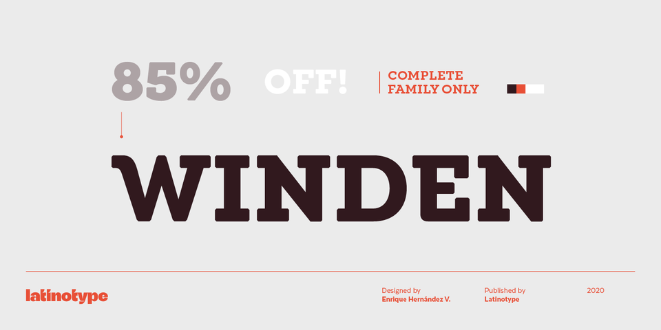 Special offer on Winden