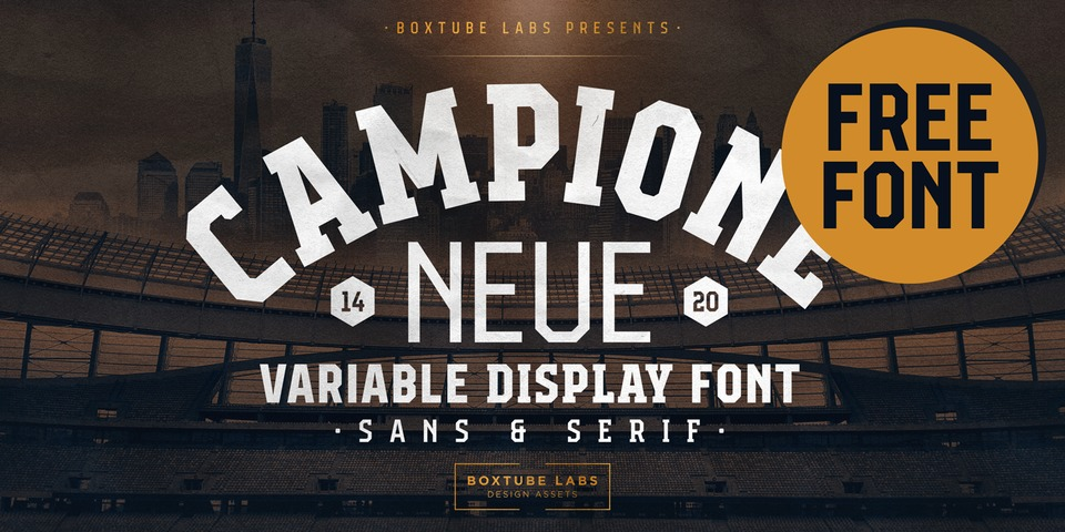 Special offer on Campione Neue