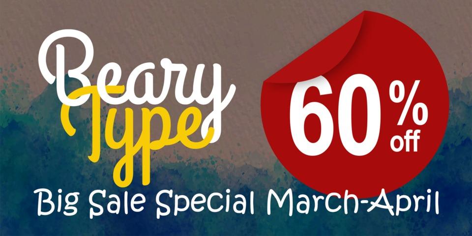 Special offer on Sennita