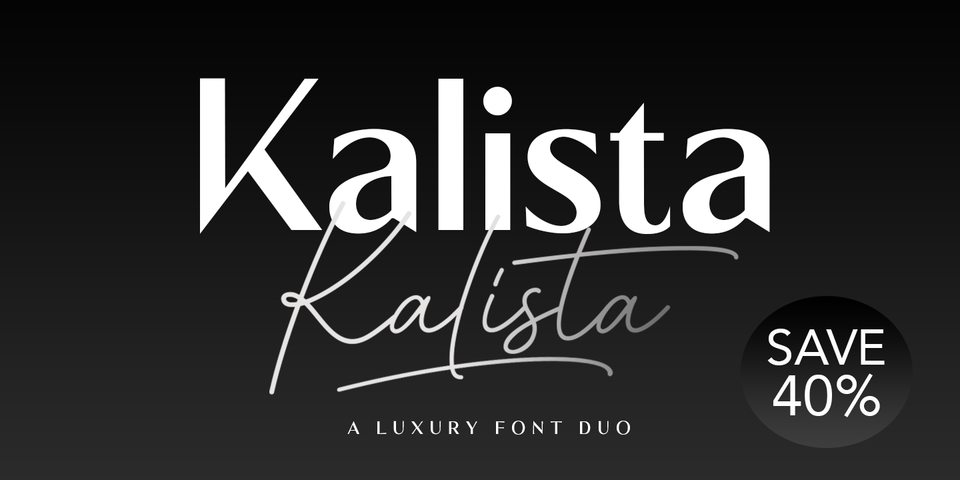 Special offer on Kalista