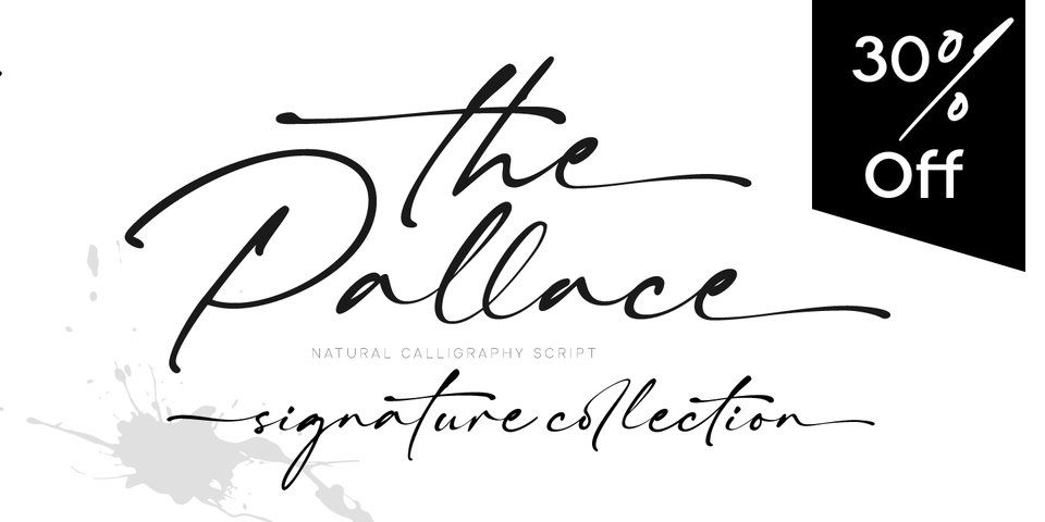 Special offer on The Pallace
