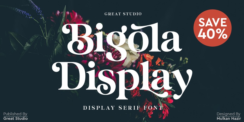 Special offer on Bigola Display