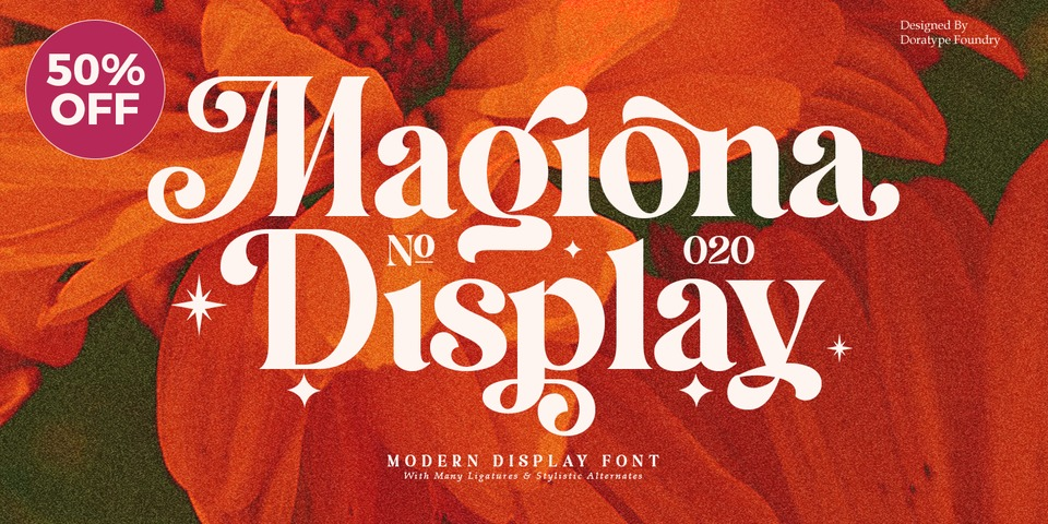 Special offer on Magiona Display