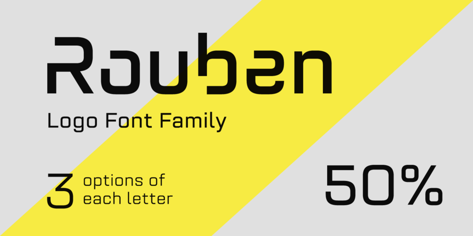 Special offer on Rouben