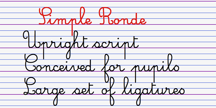 Simple Ronde