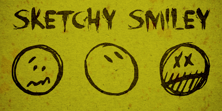 Sketchy Smiley