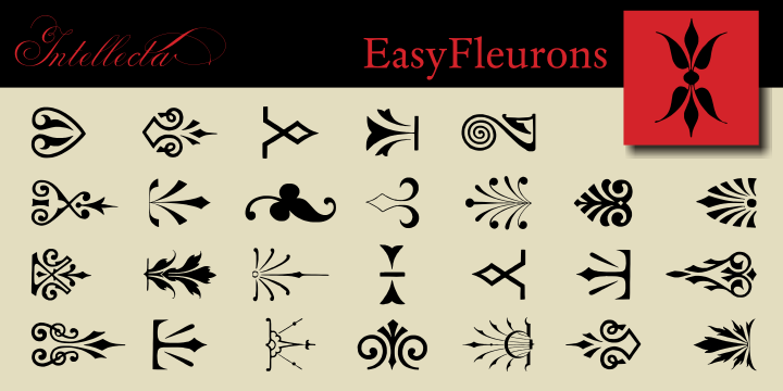 Easy Fleurons Two