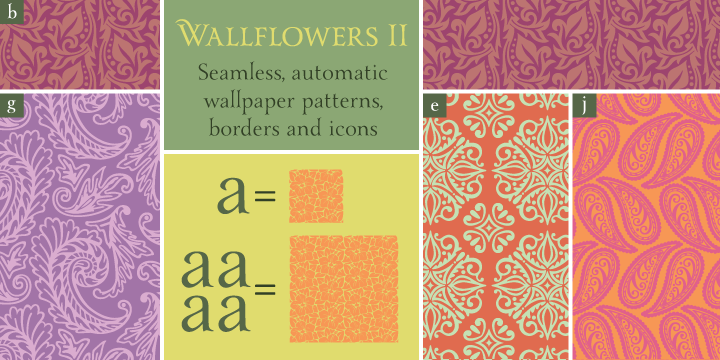 Wallflowers II
