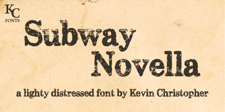 Subway Novella