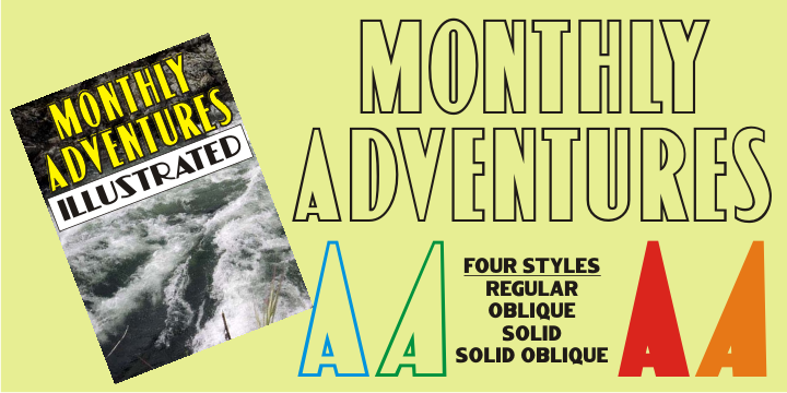 Monthly Adventures JNL