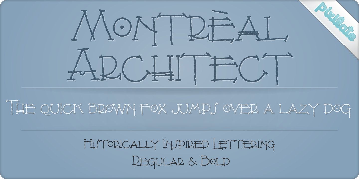 Montreal Architect Px