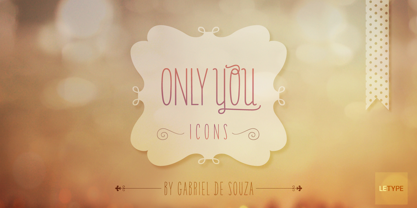Only You Icons