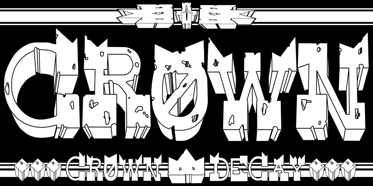 Crown Decay 3D