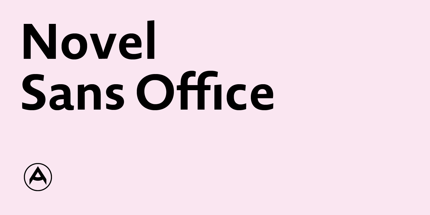 Novel Sans Office Pro