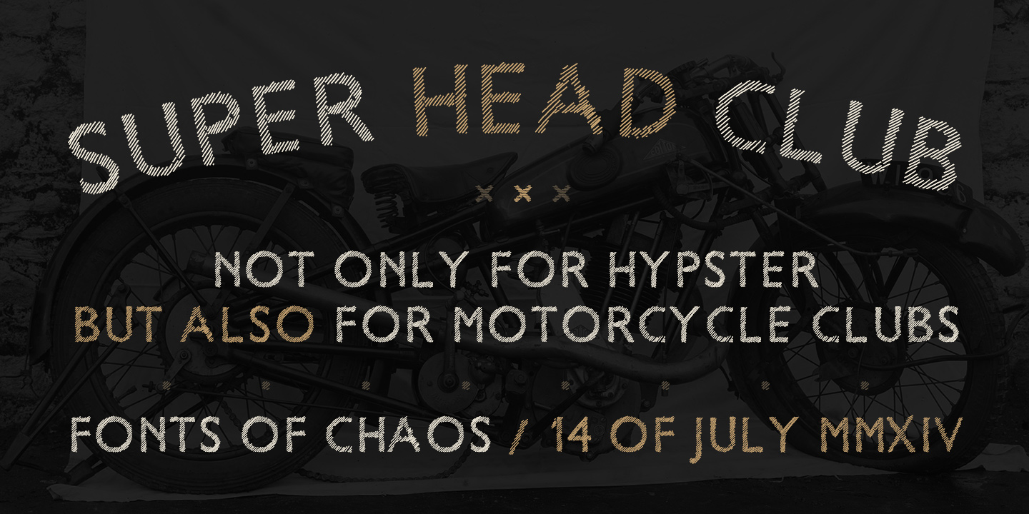 Super Head Club