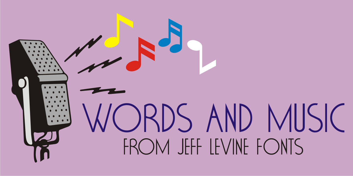 Words And Music JNL