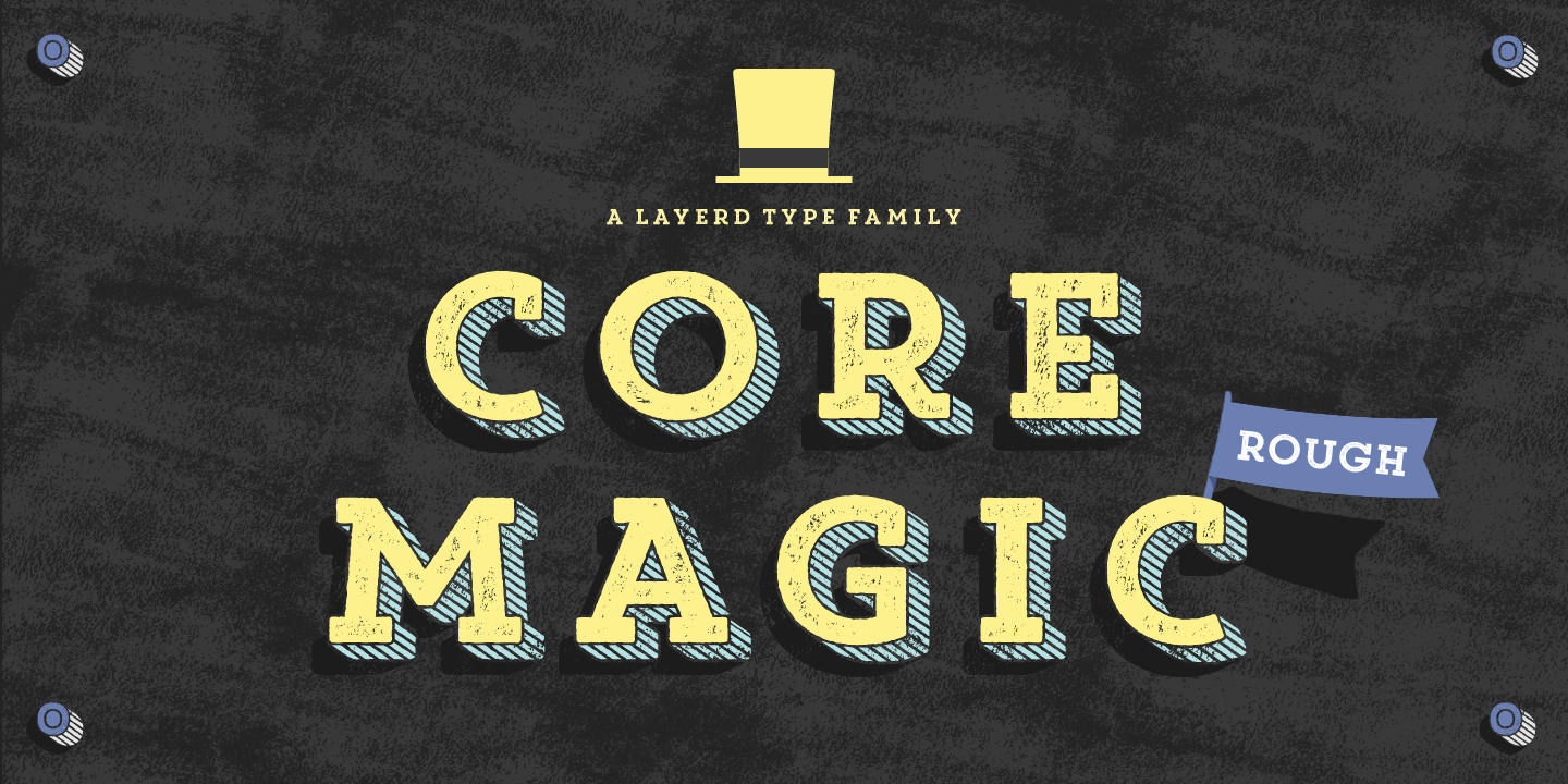 Core Magic Rough