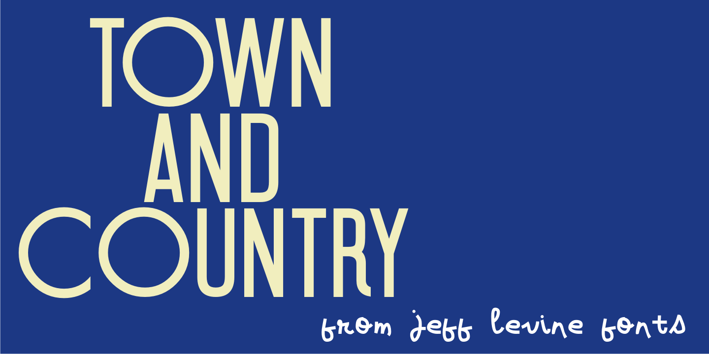 Town And Country JNL