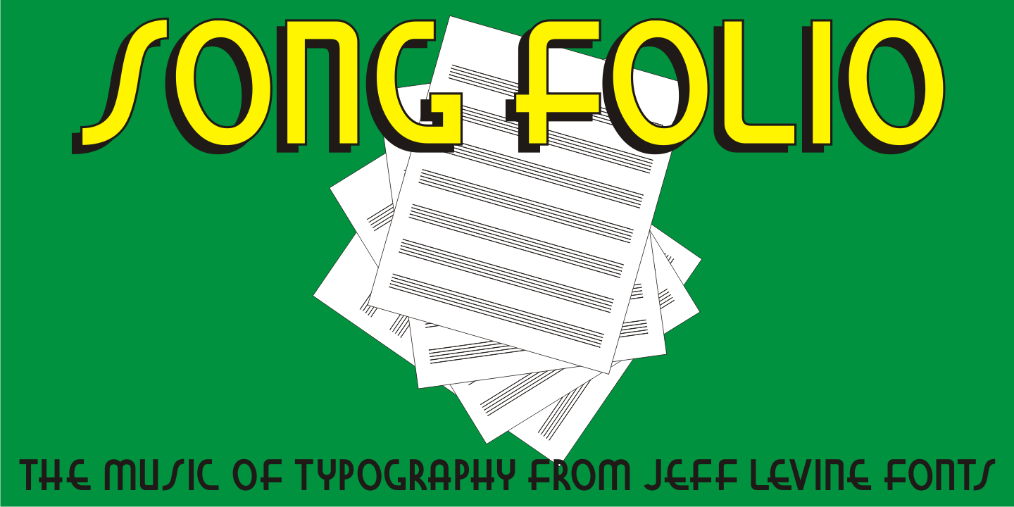 Song Folio JNL