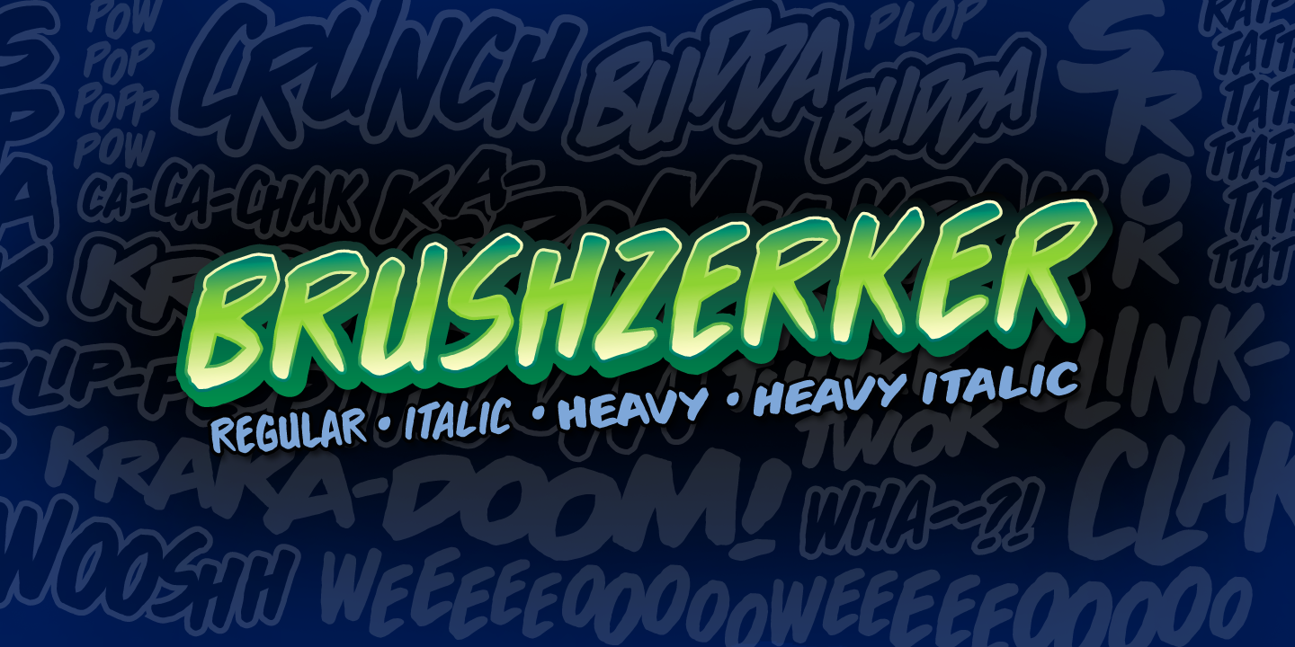 Brushzerker BB