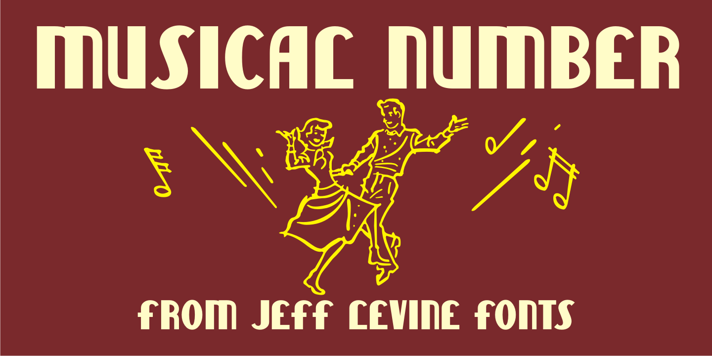Musical Number JNL