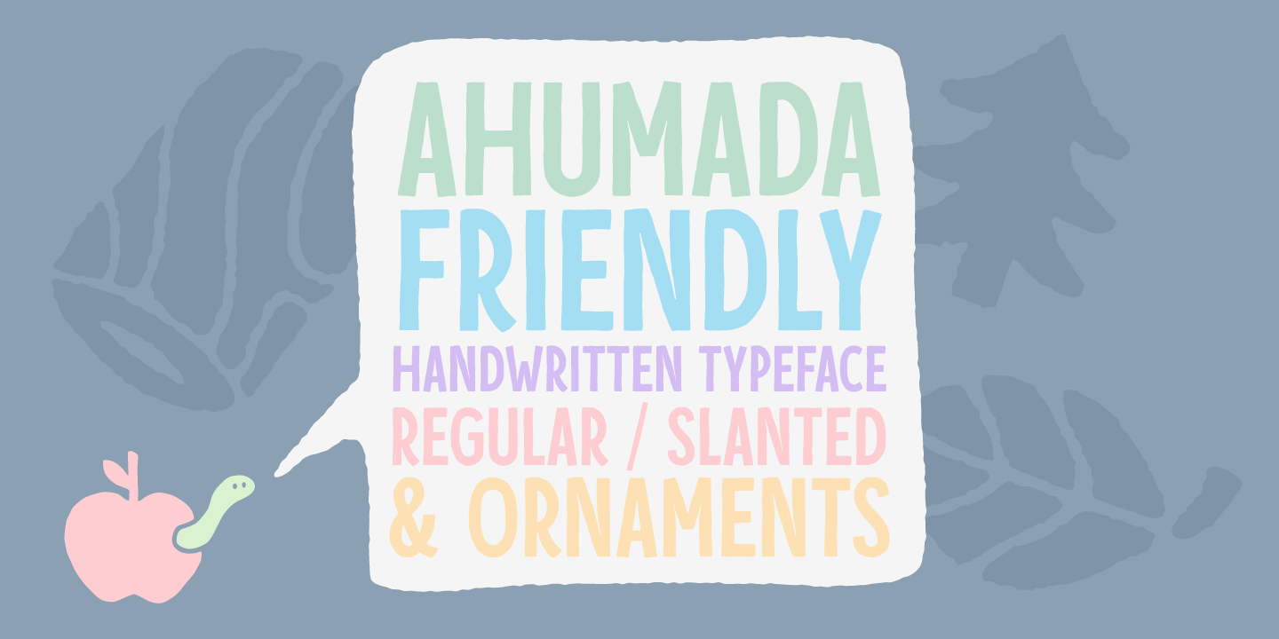 Best sellers premium fonts page 248 urban fonts - Rns Ahumada By Rns Fonts