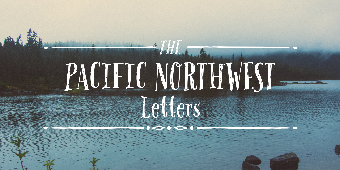 Pacific Northwest Letters