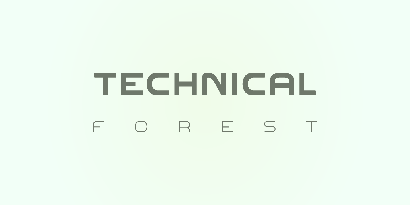 Technical Forest