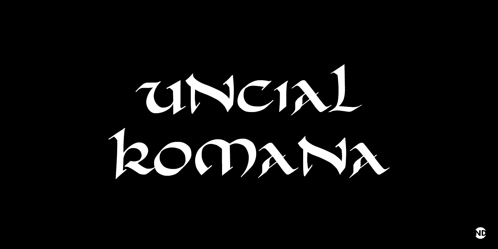 Uncial Romana ND