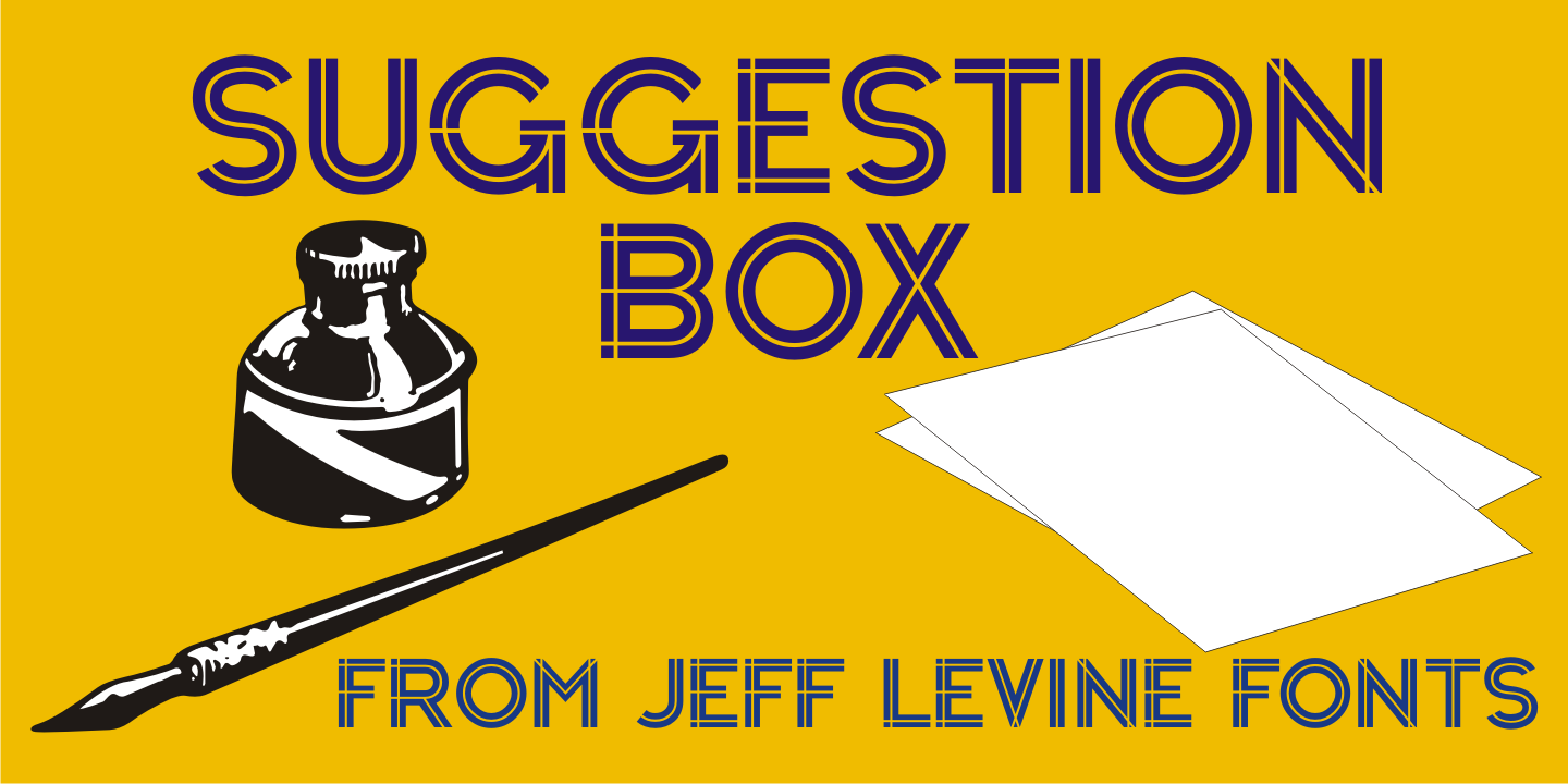 Suggestion Box JNL