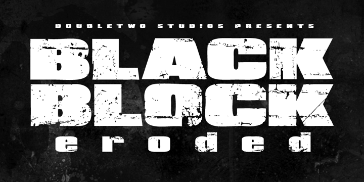 XXII BLACK-BLOCK