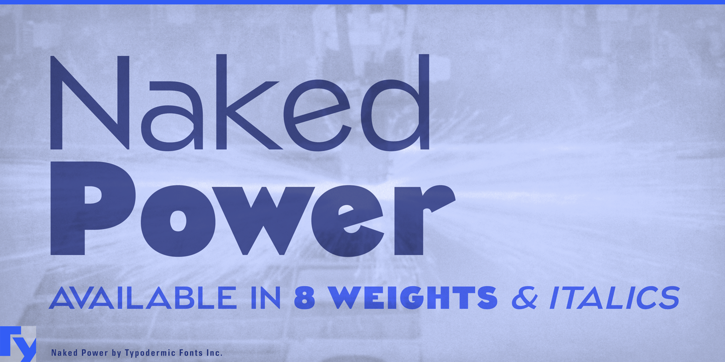 Naked Power
