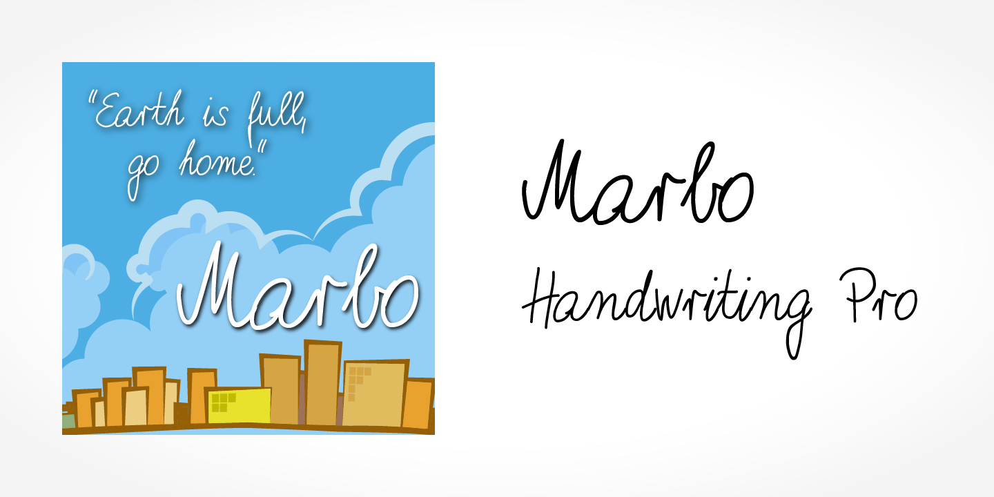 Marbo Handwriting Pro