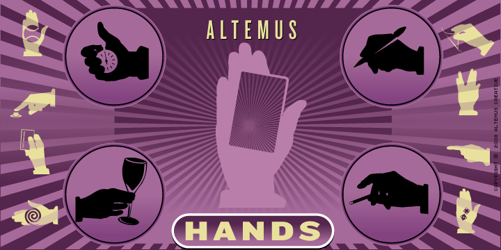 Altemus Hands