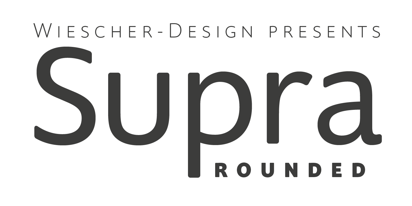 Rounded fonts - Urban Fonts