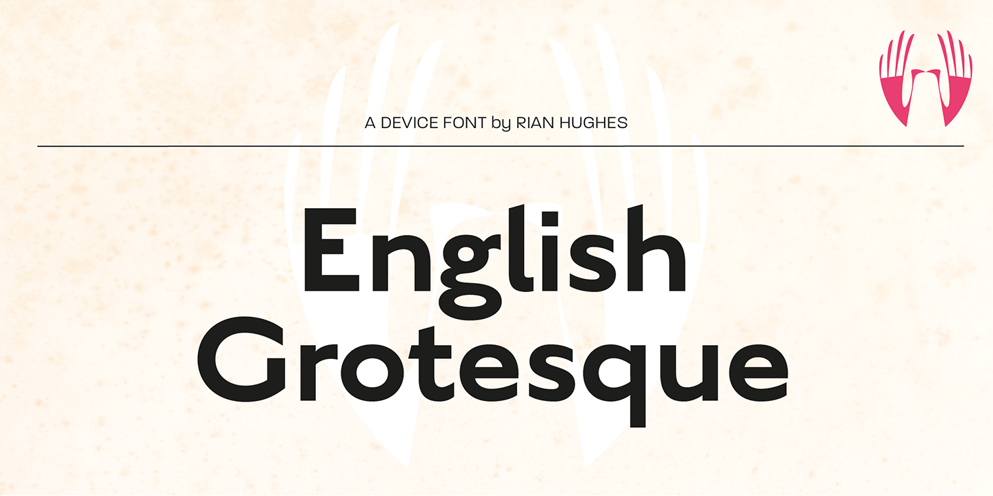 English Grotesque