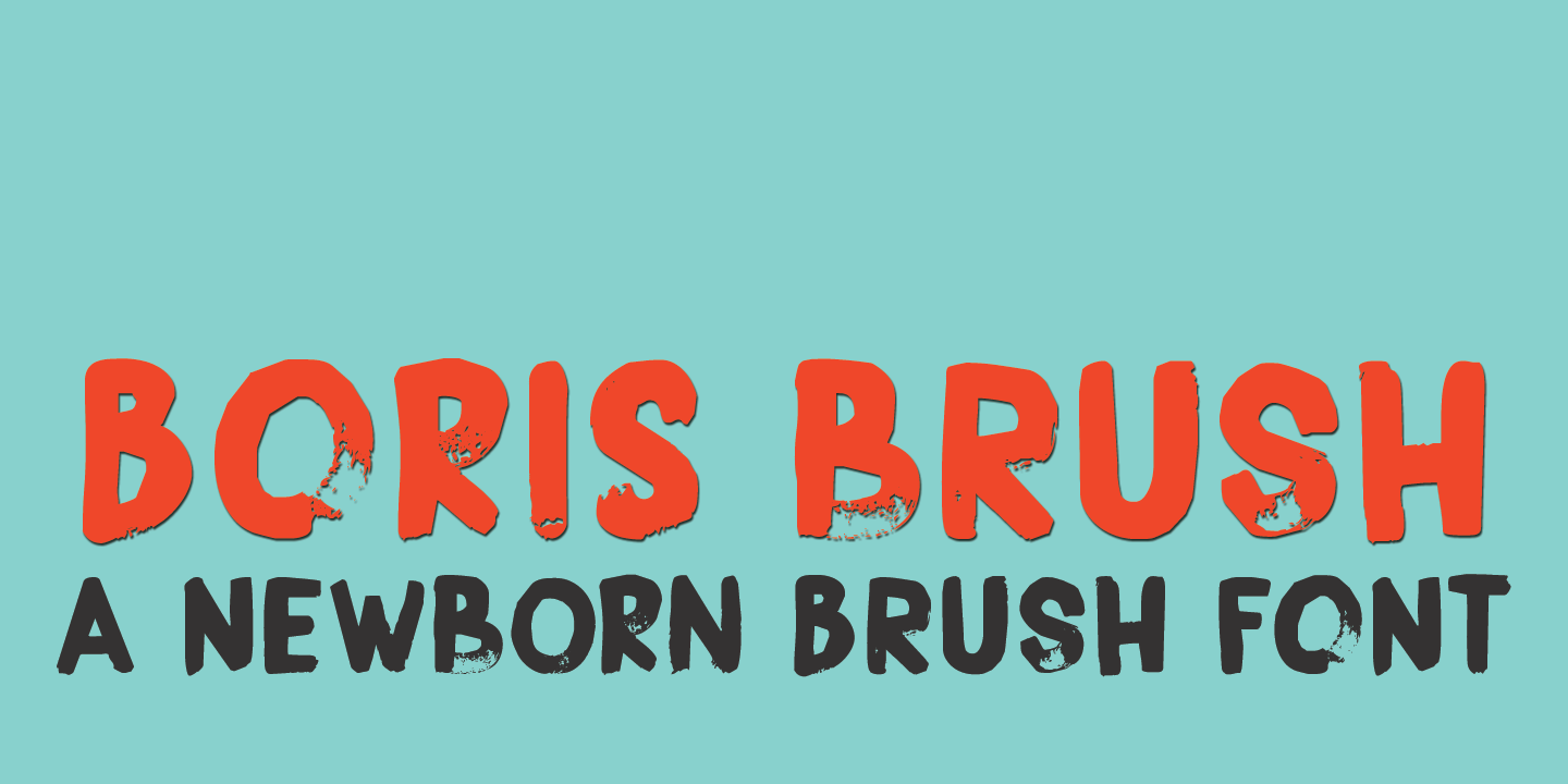 Boris Brush