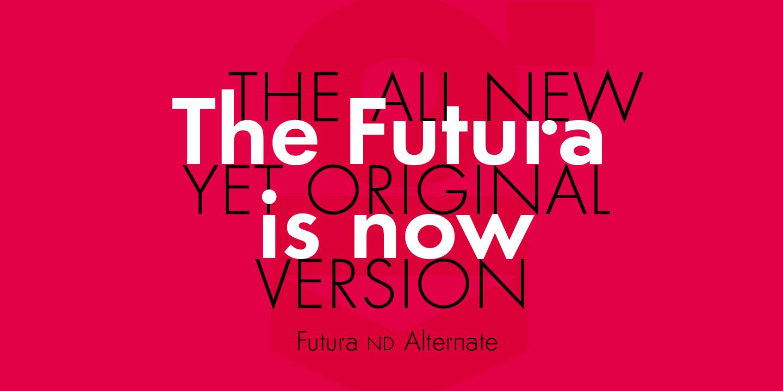 Futura Font Free Download - Futura Free